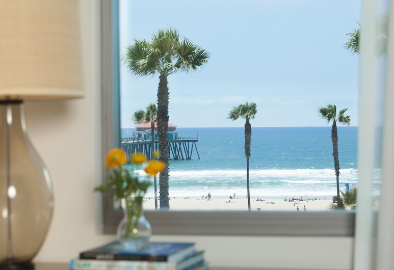Kimpton Shorebreak Huntington Beach Resort, an IHG Hotel, Pantai Huntington, Room, 2 Katil Ratu (Queen), Ocean View, Pemandangan Pantai/Lautan