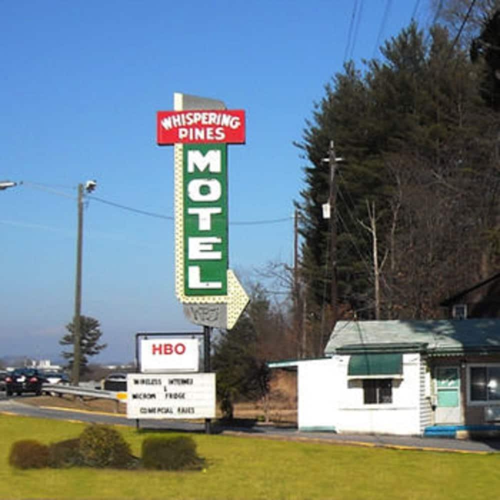 Whispering Pines Motel, Asheville