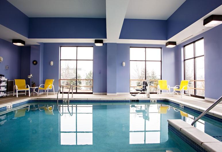 Holiday Inn Express Hotel & Suites Harrisburg West, Mechanicsburg, Unutarnji bazen