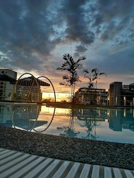 Φωτογραφία του Sabah Oriental Hotel, Κότα Κιναμπάλου