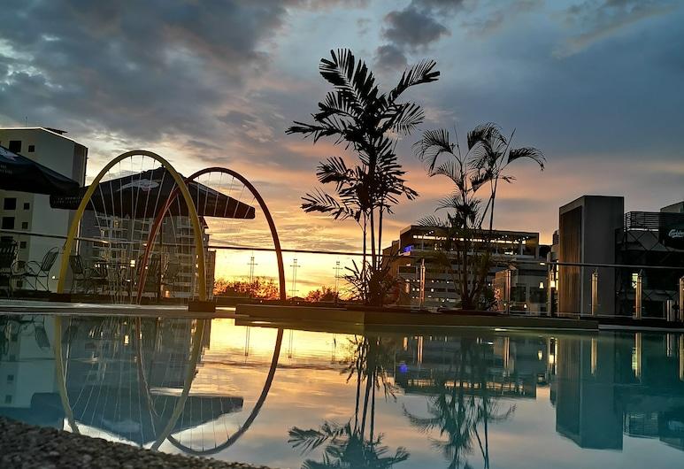 サバ オリエンタル ホテル, コタ キナバル, プール