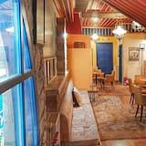 Standard-Doppelzimmer, Gartenblick - Wohnbereich