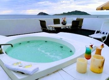 Fotografia do Coral Island Hotel em Mazatlan