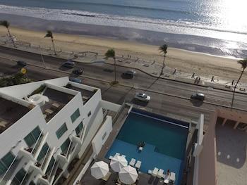 Mazatlan bölgesindeki Coral Island Hotel resmi