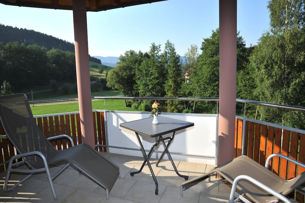 Deluxe-Doppelzimmer, barrierefrei - Terrasse/Patio