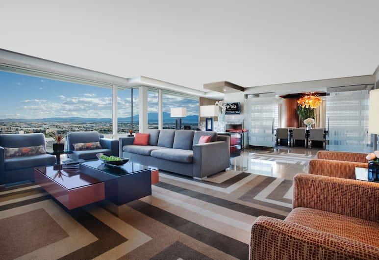 ARIA Resort & Casino, Las Vegas, Executive Hospitality Suite, Living Room