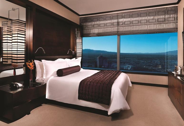 Vdara Hotel & Spa at ARIA Las Vegas, Las Vegas, One Bedroom Penthouse Suite, Guest Room