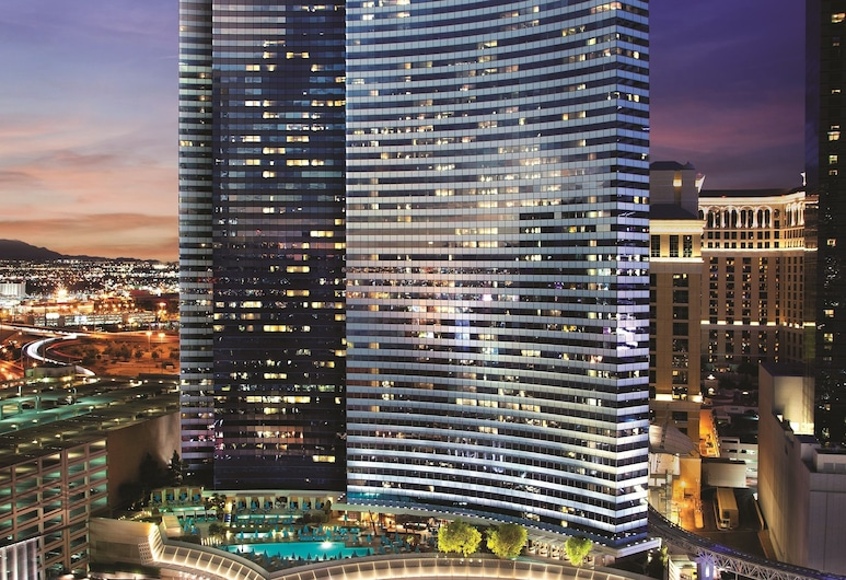 Vdara Hotel & Spa at ARIA Las Vegas, Las Vegas, Exterior