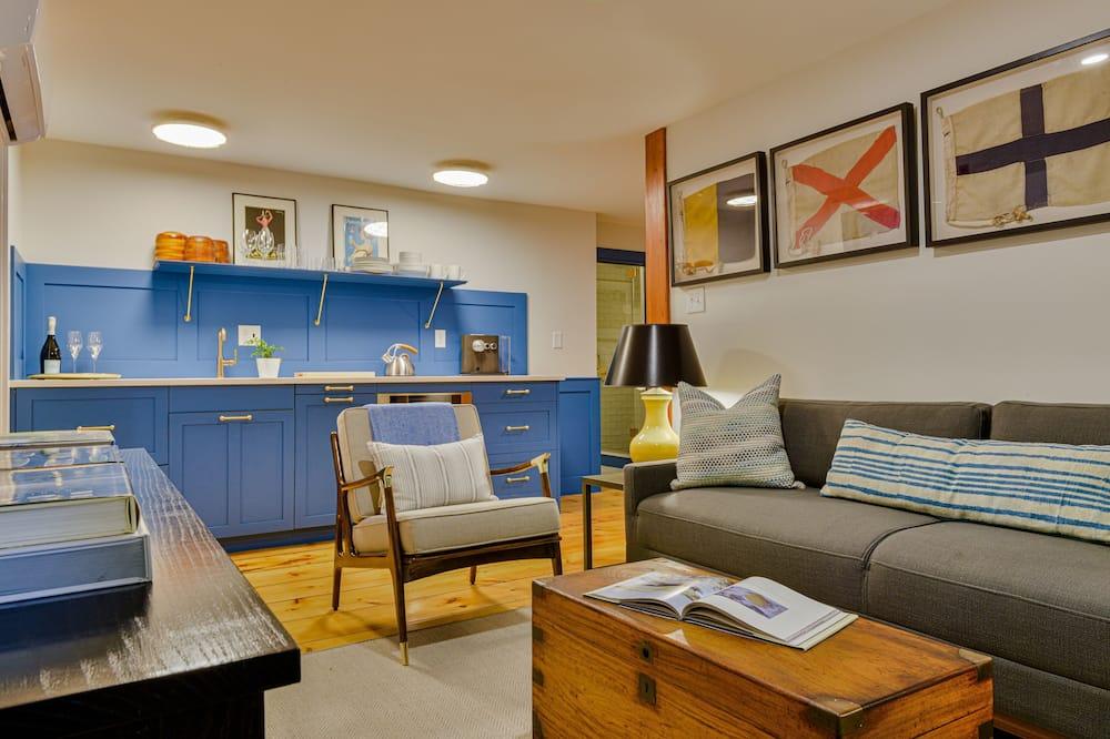 Apartament typu Deluxe Suite - Salon