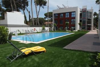 Imagen de Apartamentos Turísticos Royal Marina Gardens en Castelldefels