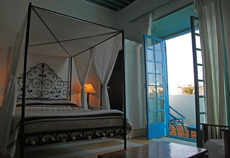 Palazzo Desdemona, Essaouira, Doppelzimmer, Zimmer