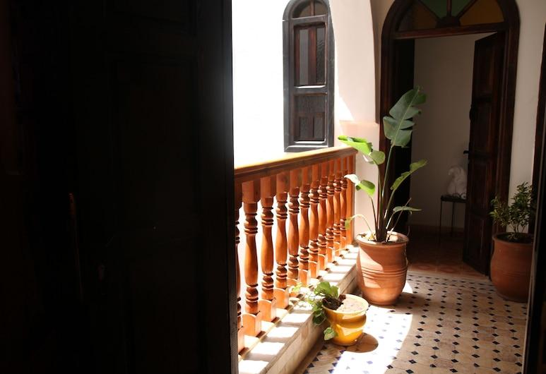 Riad Chakir Mogador, Essaouira, Enkeltrom – standard, Hotellet innvendig