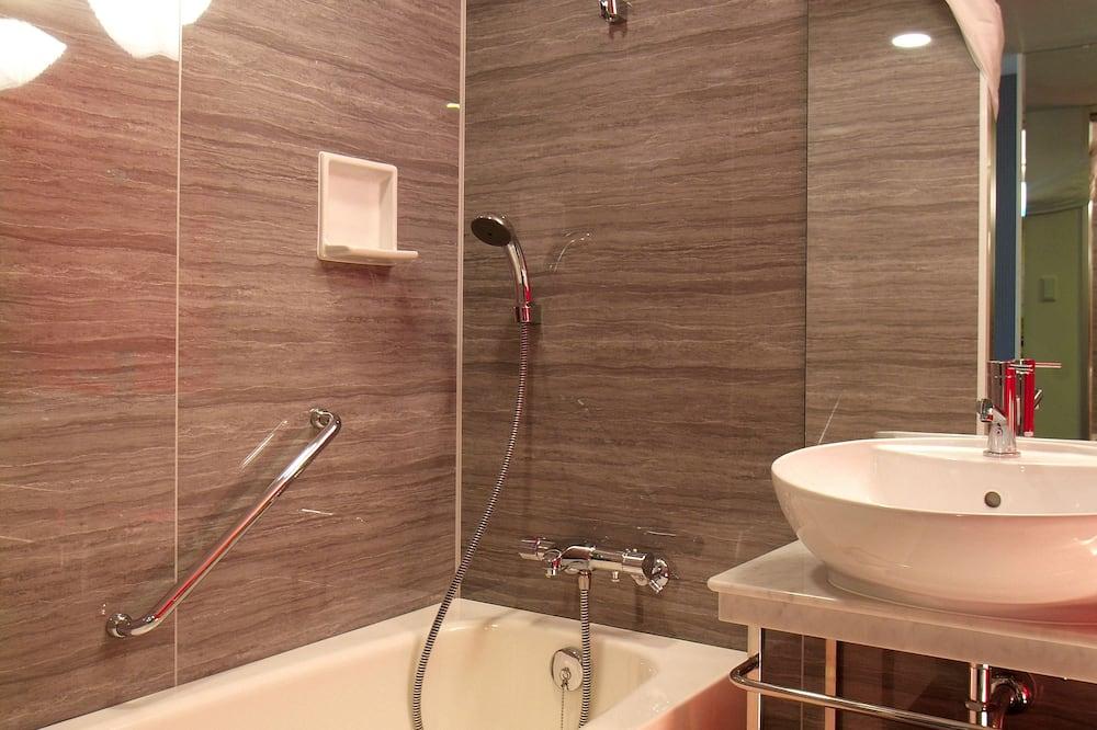 Habitación estándar, 2 camas individuales, no fumadores - Cuarto de baño