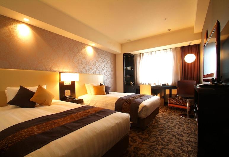 札幌美居飯店, 札幌, 標準客房, 2 張單人床, 客房