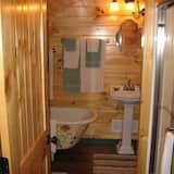 Huone, Oma kylpyhuone (Lake Cottage) - Kylpyhuone