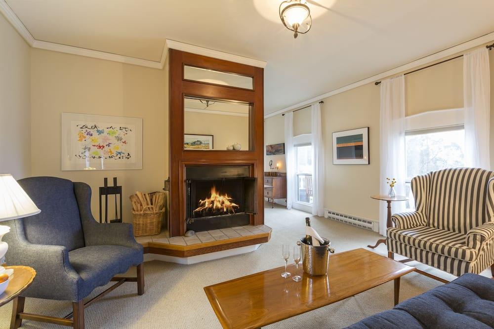 Camera, bagno privato (Bayview) - Area soggiorno
