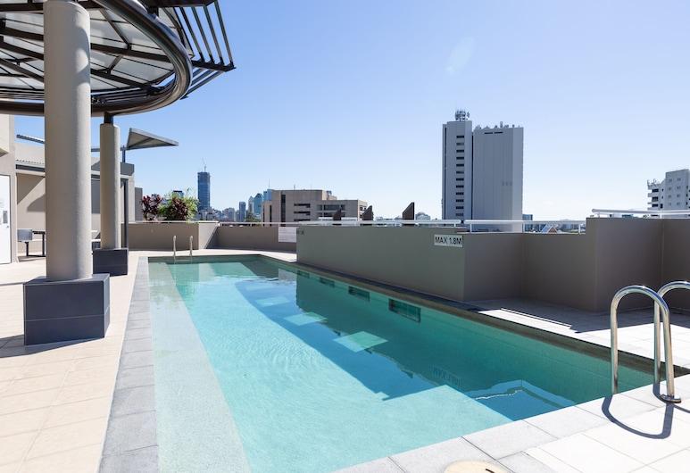 Gabba Central Apartments, Ngoại ô Woolloongabba, Hồ bơi ngoài trời