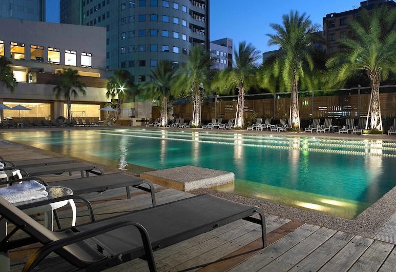 台中永豐棧酒店, 台中市, 室外泳池