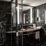 商務客房(兩小床) - 浴室洗手台