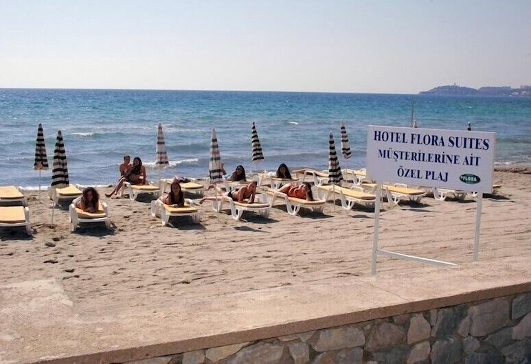Flora Suites Hotel - All Inclusive , Kuşadası, Plaj