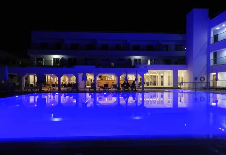 Evabelle Napa Hotel Apartments, Ayia Napa, Açık Yüzme Havuzu