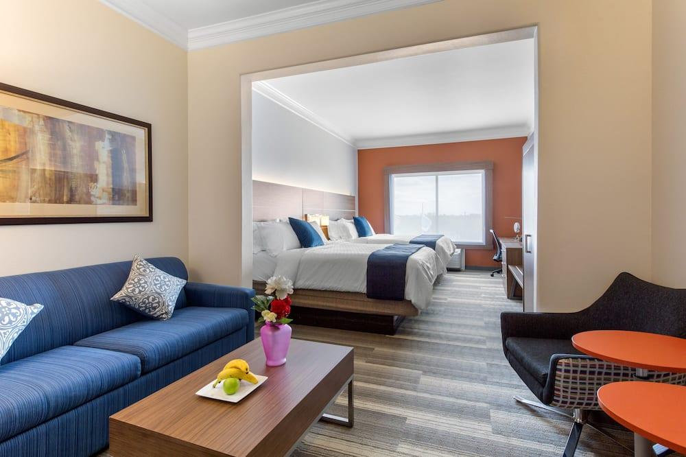 Suite, 2 Tempat Tidur Queen - Kamar Tamu