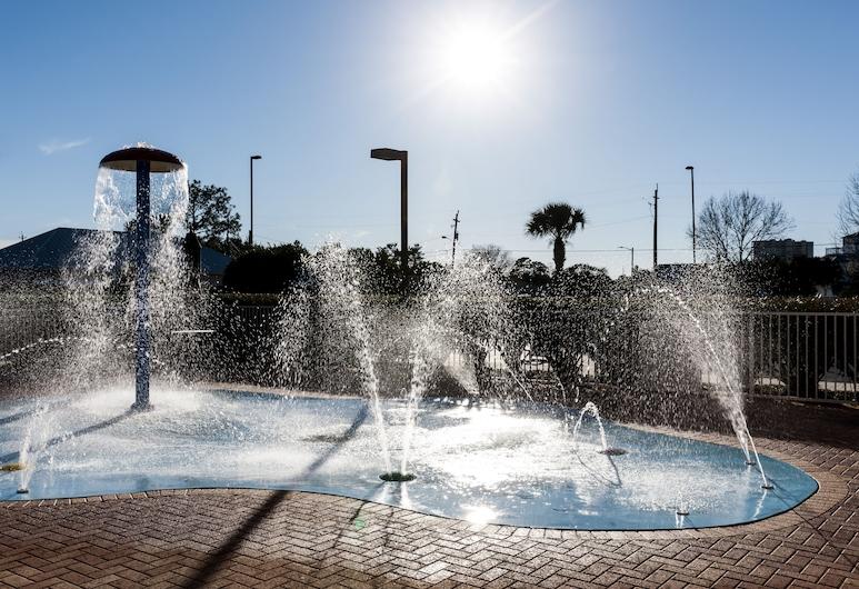 Hampton Inn & Suites Panama City Beach - Pier Park Area, Panama City Beach, Terrazza/Patio