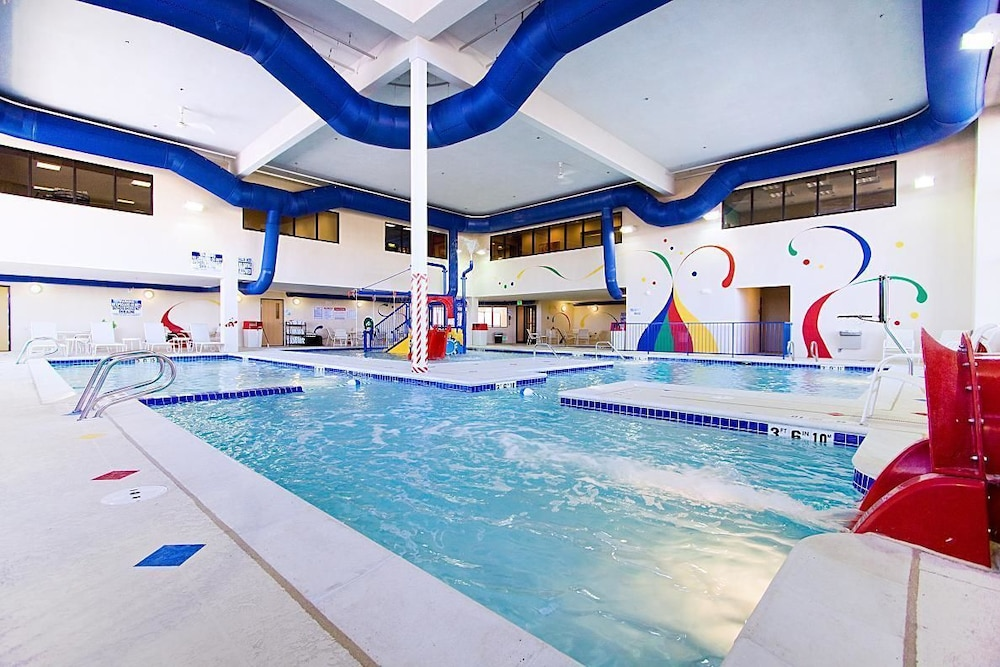 Staybridge Suites Salt Lake West Valley City Indoor Pool