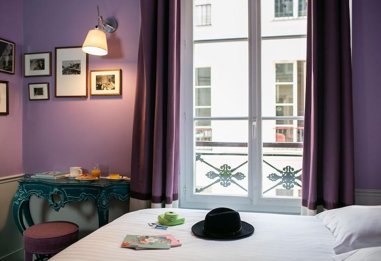 Hotel Crayon by Elegancia, Paris, Petite chambre double Inedite, Chambre