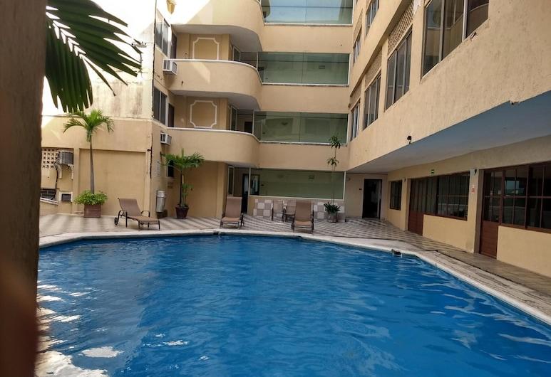 Hotel Acuario de Veracruz, Veracruz, Piscina Exterior