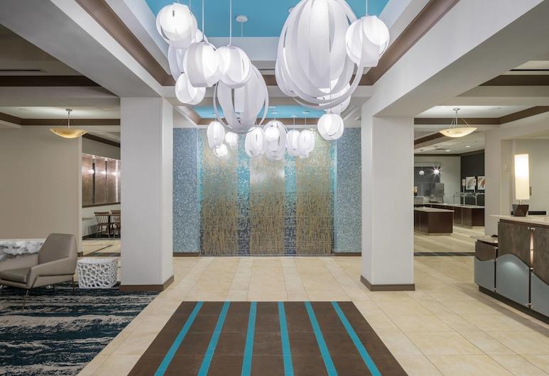 Fairfield Inn & Suites by Marriott Orlando at SeaWorld, Orlando, Hall
