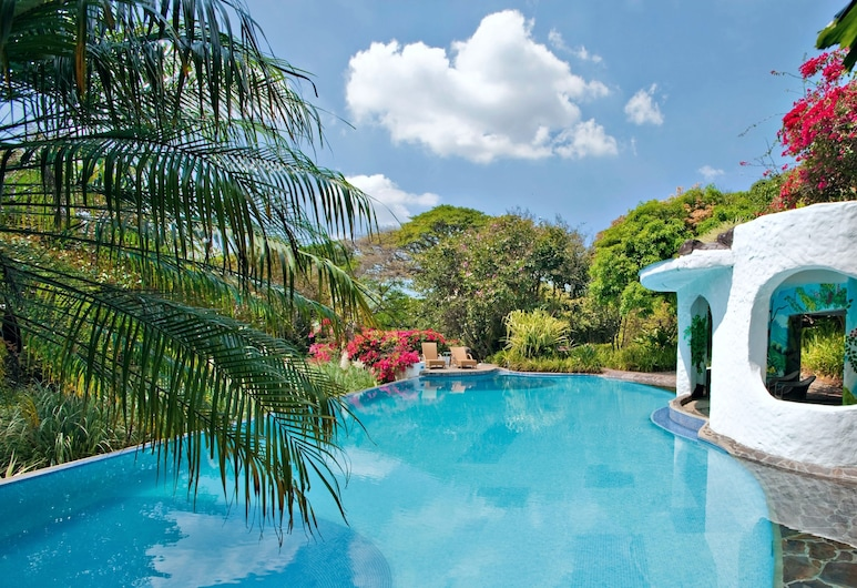 Finca Rosa Blanca Coffee Farm and Inn, Santa Barbara de Heredia, Outdoor Pool