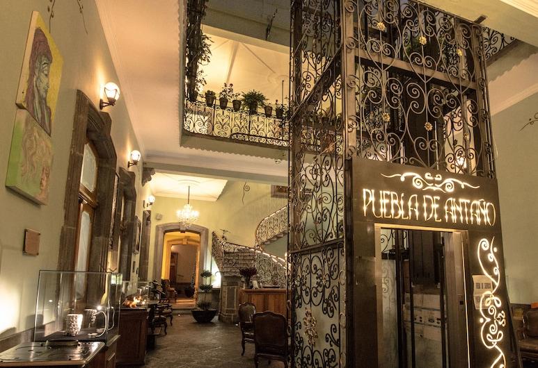 Puebla de Antaño Hotel, Puebla