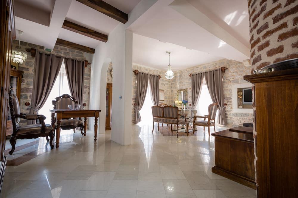 Apartamento estándar, 1 habitación, terraza - Zona de estar