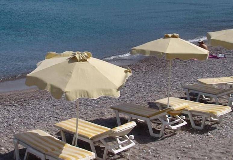 Paritsa Hotel, Kos, Pláž