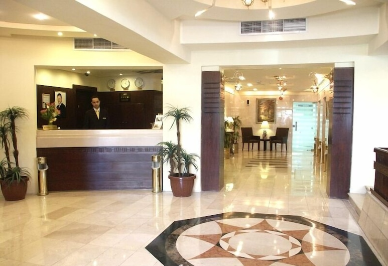 Belle Vue Hotel, Αμμάν, Ρεσεψιόν
