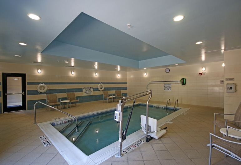 SpringHill Suites by Marriott Charleston N./Ashley Phosphate, North Charleston, Indoor Pool
