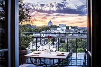 Romantiske hoteller i Rom