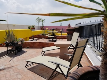 A(z) Suites Sofia hotel fényképe itt: Queretaro