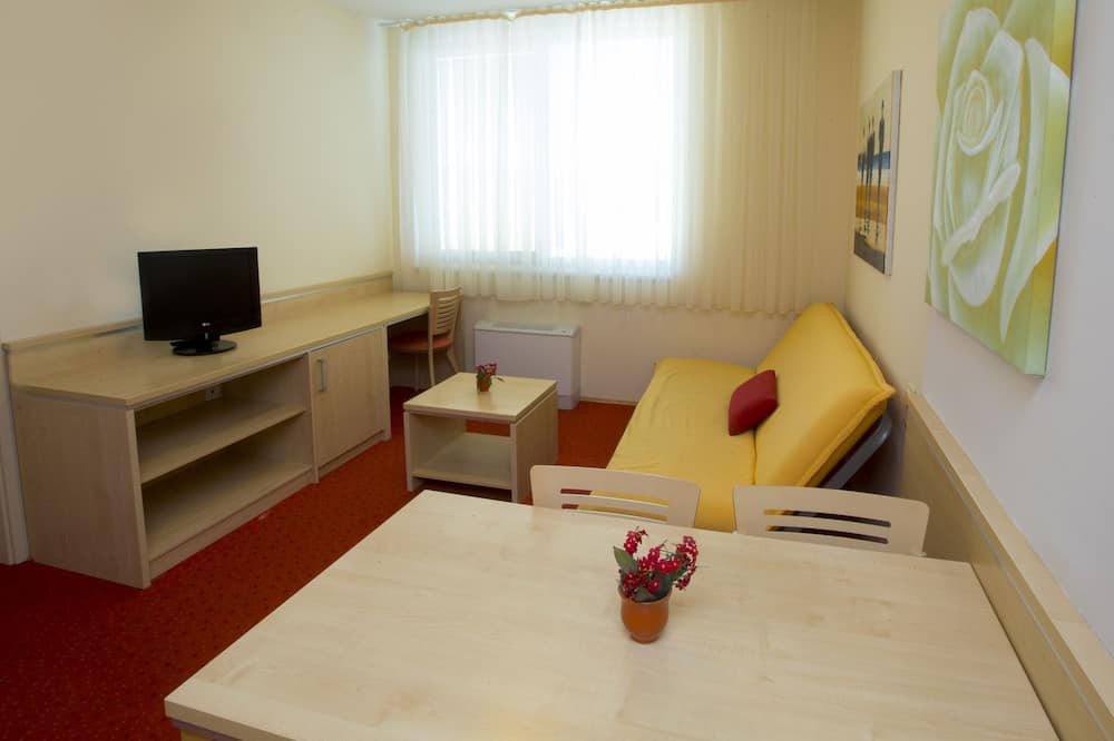 Стандартні апартаменти - Вітальня