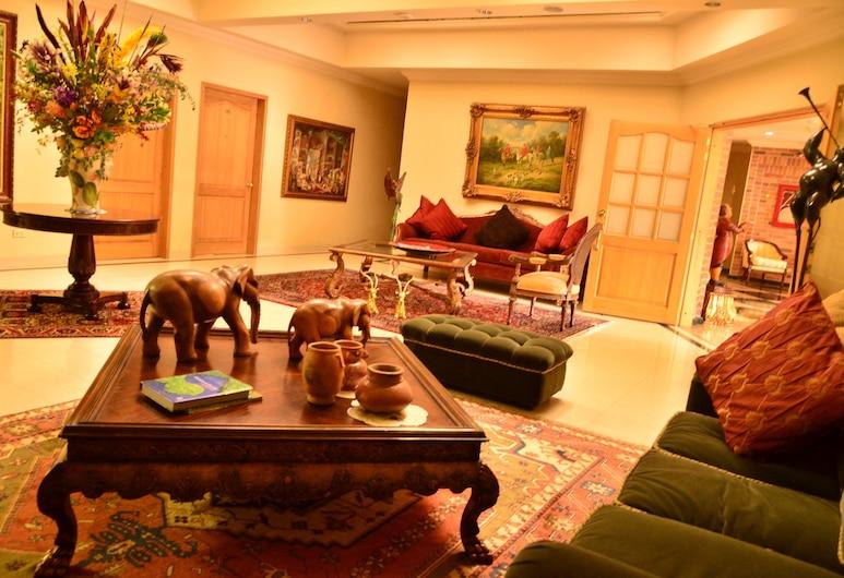 HOTEL LA FONT BOUTIQUE, Μπογκοτά, Λόμπι