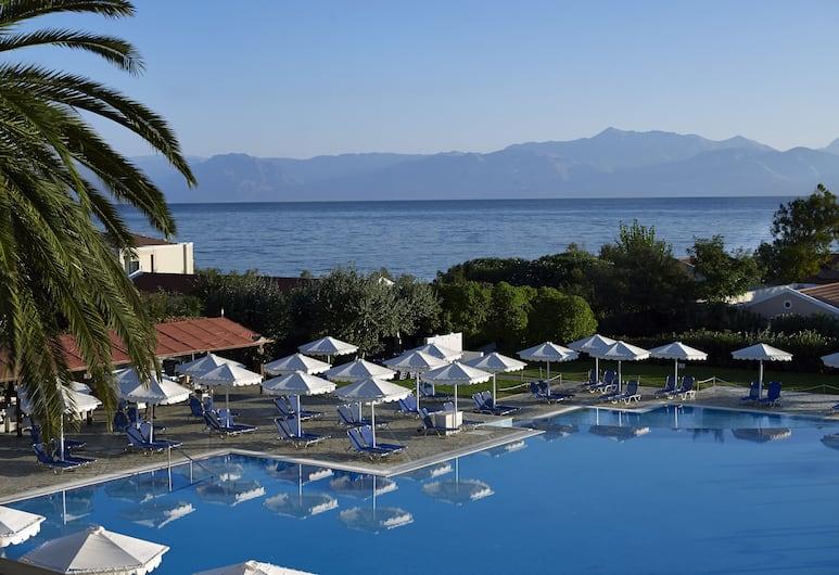 羅達全包式海灘渡假村及水療中心, 科孚島, 室外泳池