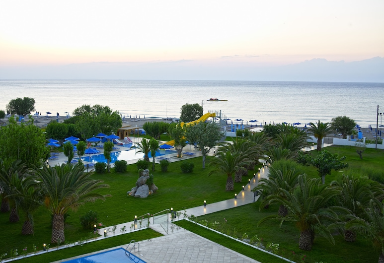 Mitsis Faliraki Beach Hotel & Spa - All Inclusive, Rodosz, Strand