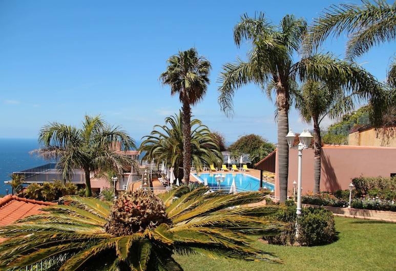 海洋花園飯店, 芳夏爾, 住宿範圍