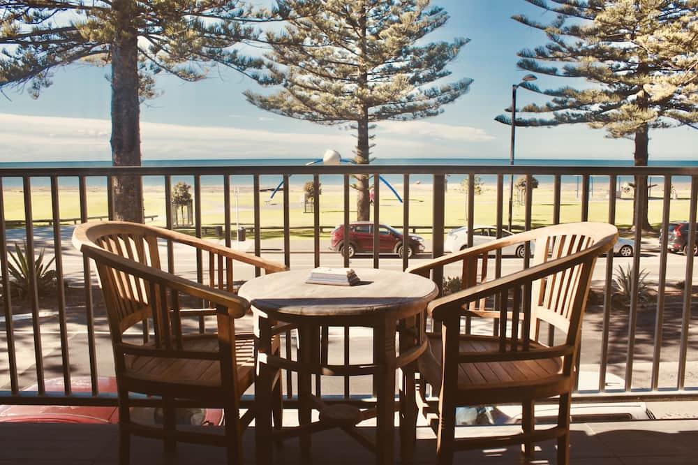 Suite Executive, idromassaggio, vista oceano - Balcone