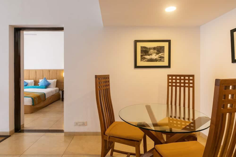 Rekreačná chata - Stravovanie v izbe