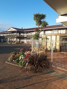 Nuotrauka: Albatross Motel, Napier