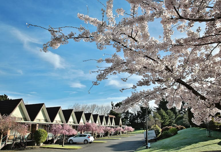 Ascot Park Hotel, Invercargill, Buitenkant