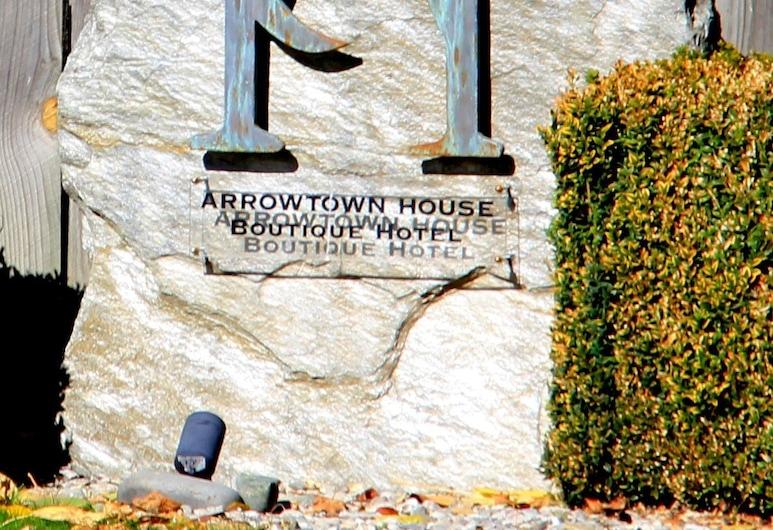 Arrowtown House Boutique Accommodation, Arrowtown, Hotelfassade