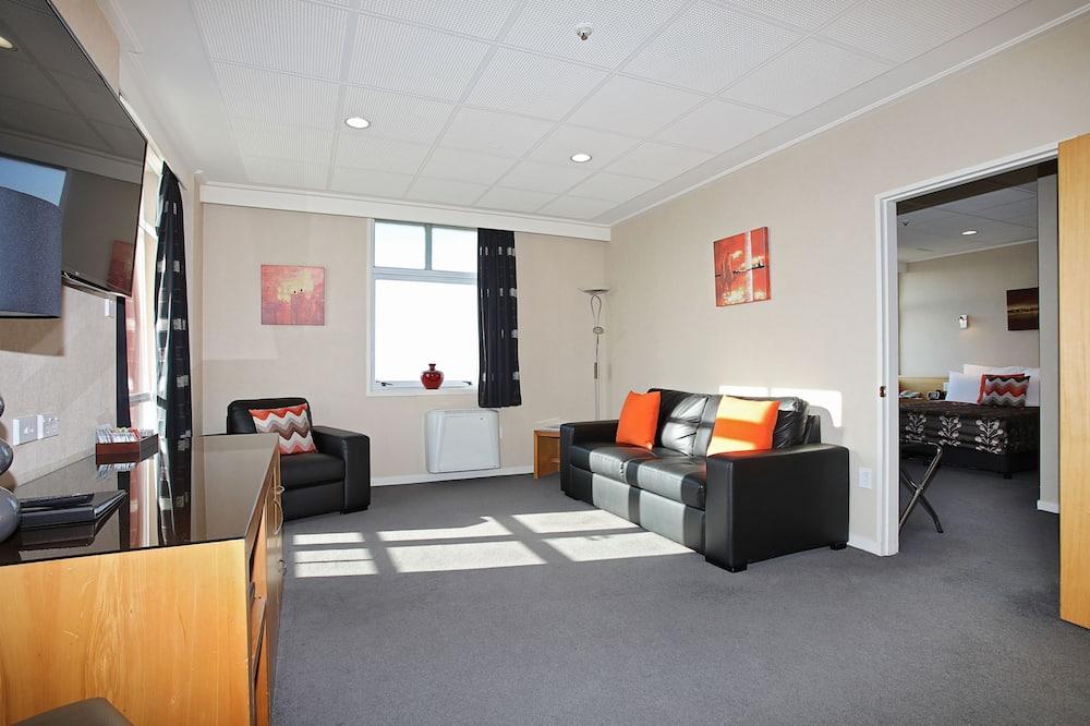 Izba typu Superior, nefajčiarska izba (Superior Suite) - Obývacie priestory
